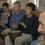 Jon Sterckx - World Rhythm Workshop at Wynstones School