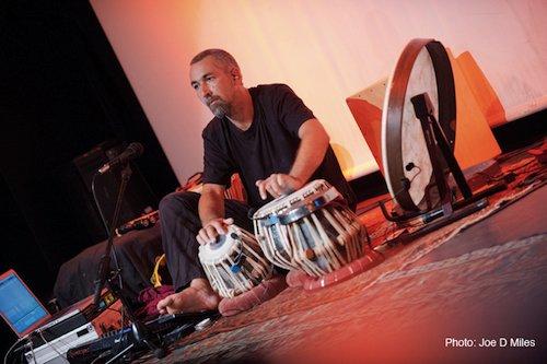 Jon Sterckx - Tabla & Percussion Stroud UK