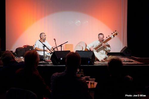 Tabla Sitar Stroud Devon UK Indian Music performances and workshops