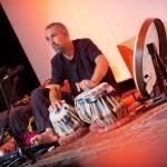 Drumscapes @ Rich Mix 2013 Photo: Joe D Miles