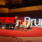 Jon Sterckx @ TEDxBrum 2016. ©TEDxBrum