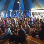 Jon Sterckx World Rhythm Workshop WOMAD 2015